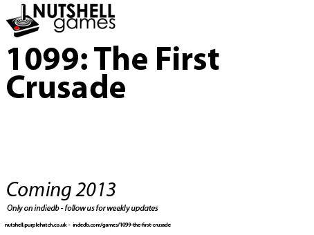 1099: The First Crusade Promotional Poster
