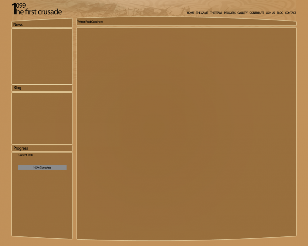 Updated web template.