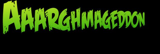 Aaarghmageddon Logo
