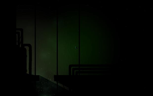 Within the dark framework
