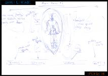 main menu concepts and screenshots
