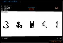 current pause menu