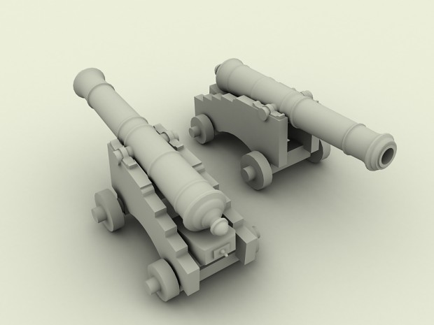 WIP Cannon