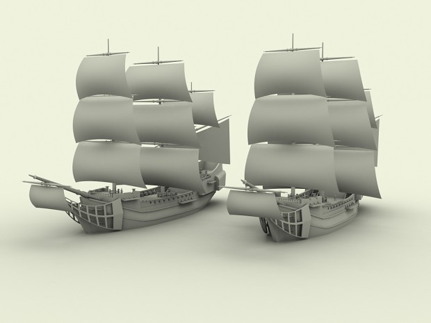 Galleon Update