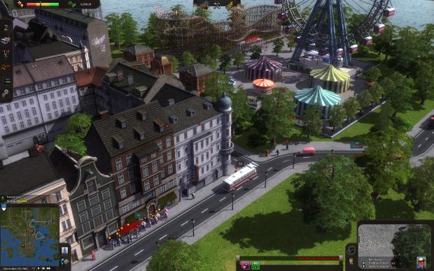 City in Motion Screenshots