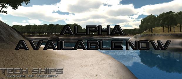 Alpha Now Available