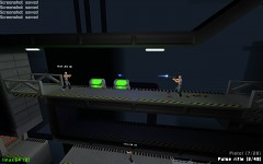Screenshot 1 from test deathmatch