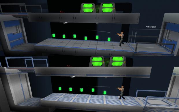 New lab block theme texture