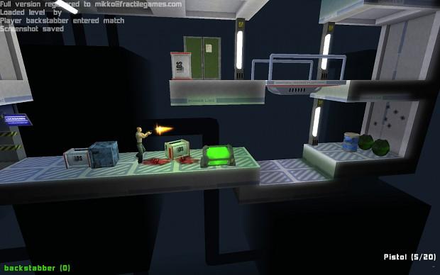 New level block theme