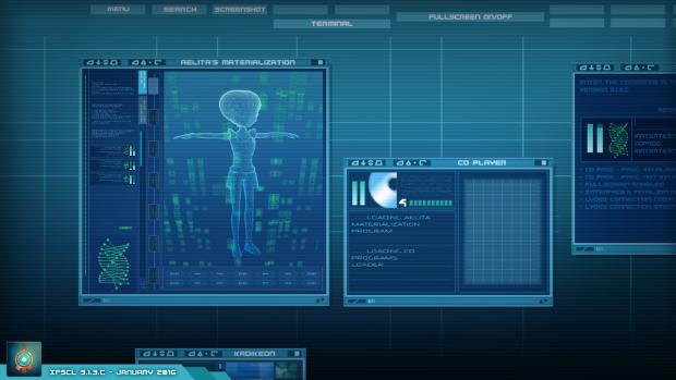 ifscl 313c screen code lyoko game