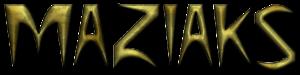 Maziaks Logo