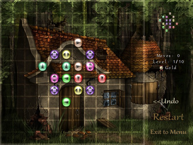 Ruin - Gameplay pic