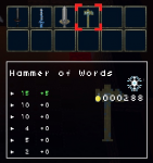 Hammer of Words