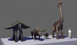 3D Beast Models
