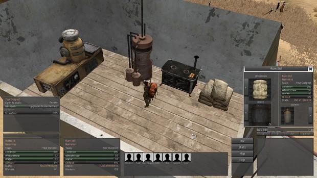 more base building