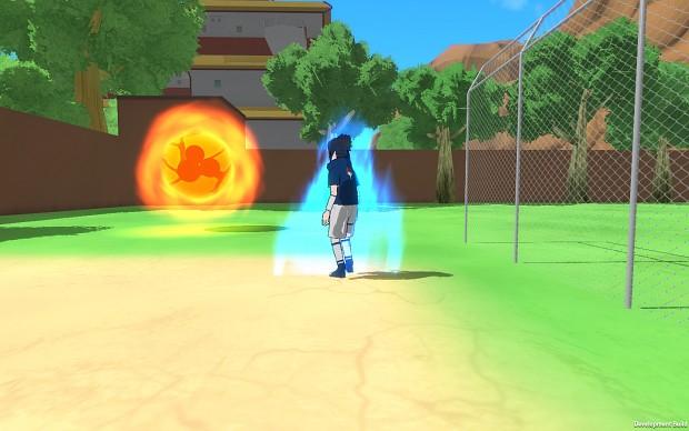 Fire eeElement : Fireball (wip)