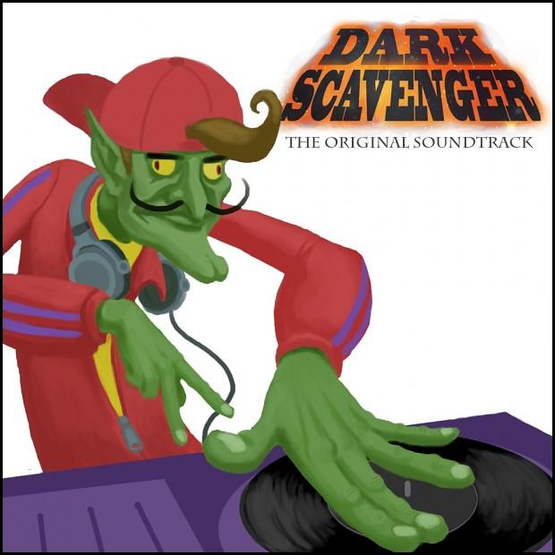 Dark Scavenger Soundtrack Cover