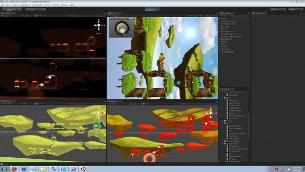 Unity Screencap