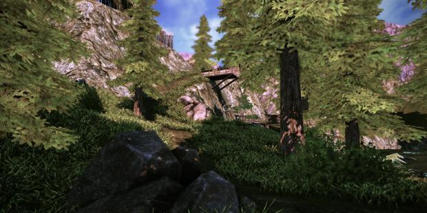 Renders/Screenshots - The Emerald Reach Preview #1