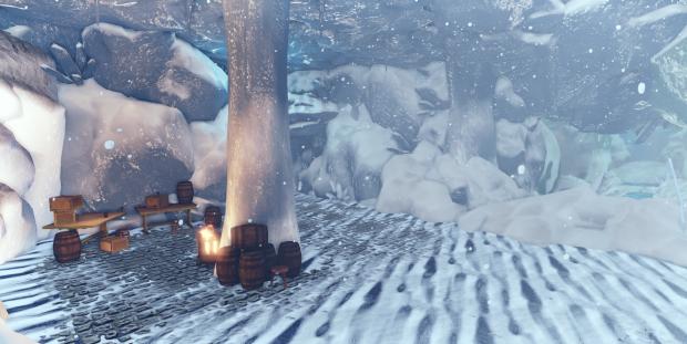 Renders/Screenshots - Azure Caverns Update #1
