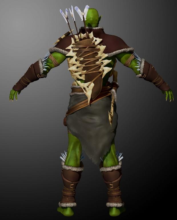 Renders/Screenshots - Orc Archer Update #2