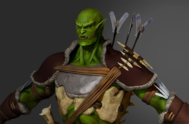 Renders/Screenshots - Orc Archer Update #6