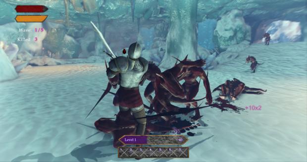 Alpha 4 Screenshots