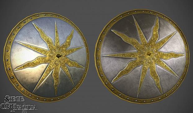 Renders/Screenshots - Knight Shield