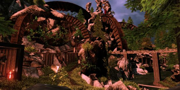 Renders/Screenshots - The Emerald Reach Preview #5