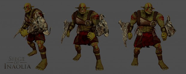 Renders/Screenshots - Final Orc Brute