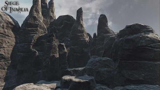 Renders/Screenshots - Rock Formation #3