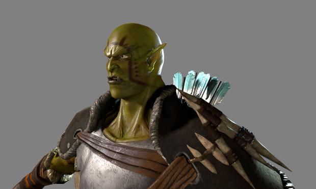 Renders/Screenshots - Final Orc Archer #3