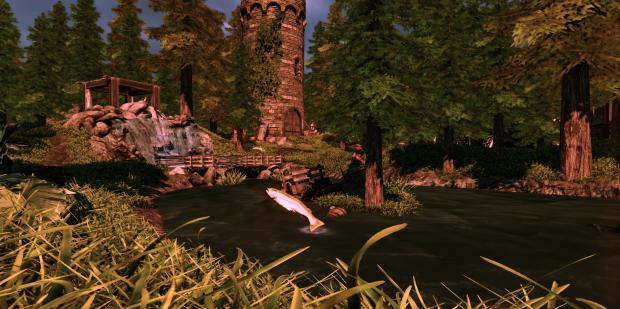 Renders/Screenshots - The Emerald Reach Preview #6