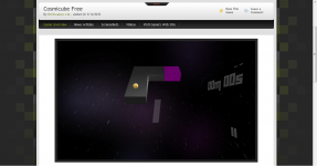 Cosmicube Free on Gamejolt.com