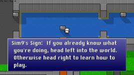 RPG-style dialog box