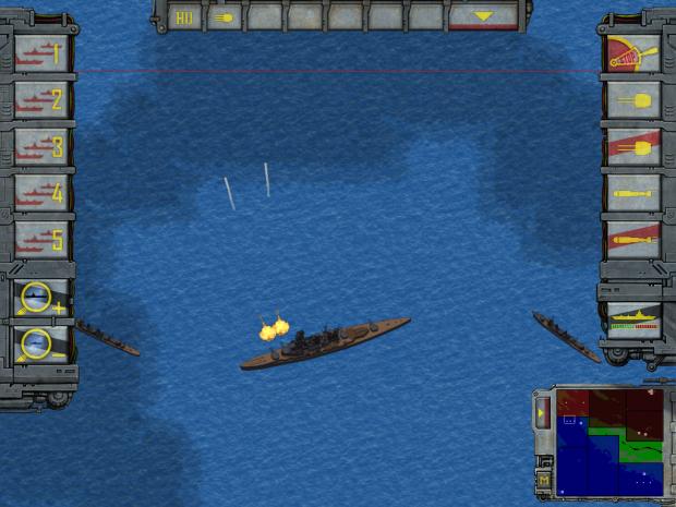 Thunder Fleets new screenshots
