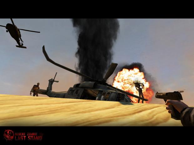 Desert Zombie Screenshot #3