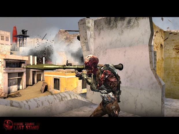 Desert Zombie Screenshot #4