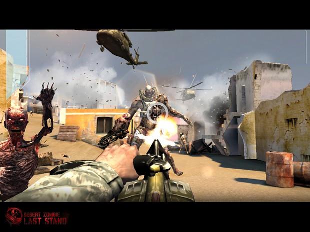 Desert Zombie Screenshot #5