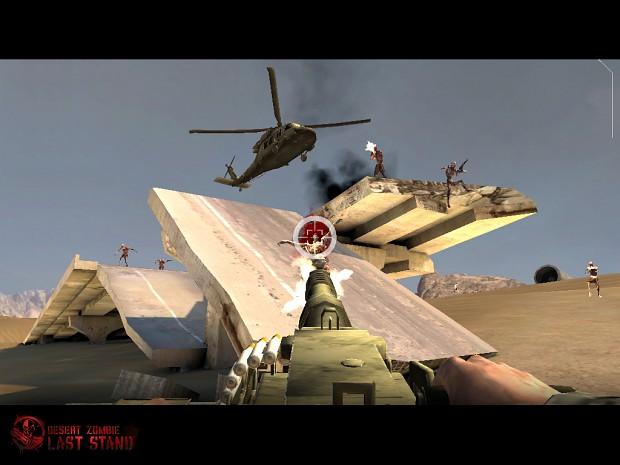 Desert Zombie Screenshot #7