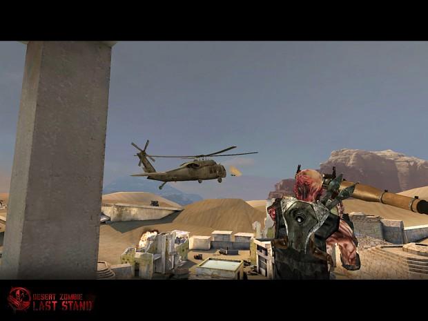 Desert Zombie Screenshot #8