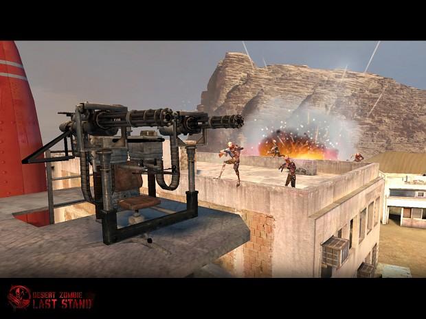Desert Zombie Screenshot #9