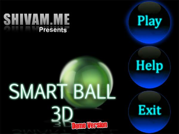 Smart Ball 3D Screenshots