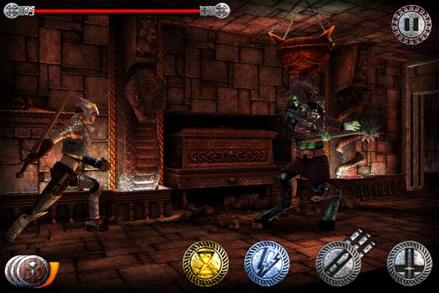 Guardians - iPhone screenshot