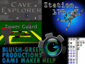 Bluish-Green Productions GameMaker Help