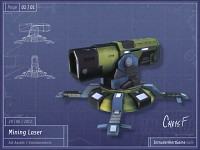 Mining Laser (WIP, 07/07/2012)