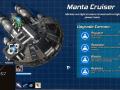 Manta cruiser