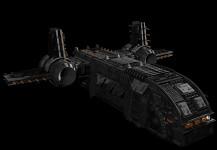 A smaller frigate