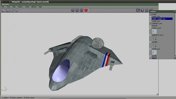 lightfighter bump mapping