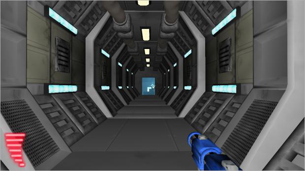 Thyme, rocket, corridor-ander